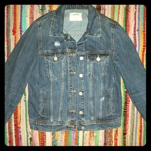 Old Navy Jean Jacket-Size Small